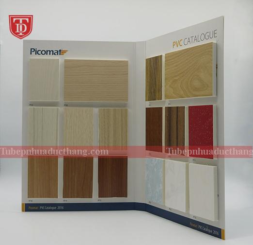 Tủ bếp nhựa Picomat đẹp tại Hải Phòng