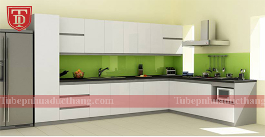 Tủ bếp nhựa Picomat tại Hải Phòng